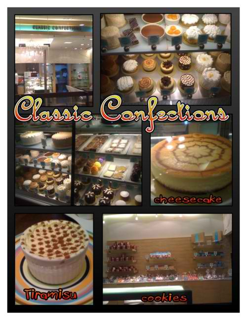Classic confections blancnotes for Confection cuisine