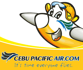 cebu pacific airline online booking