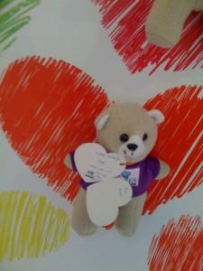 SM cares bears