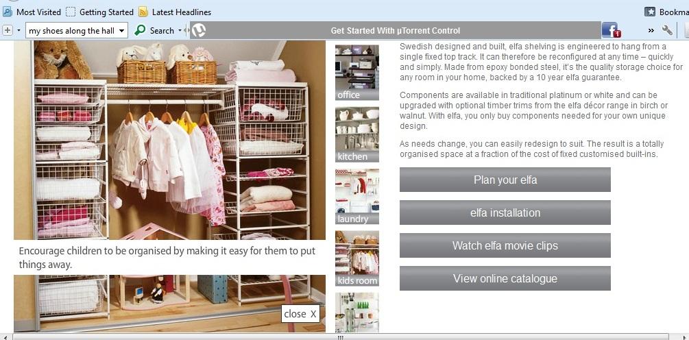 Get organized with howards storage world blancnotes - Howards storage ...